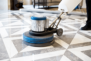 Tri County Steamers Offers Marble Floor Polish