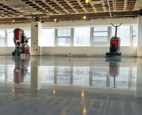 Tri County Steamers Concrete Polishing Services